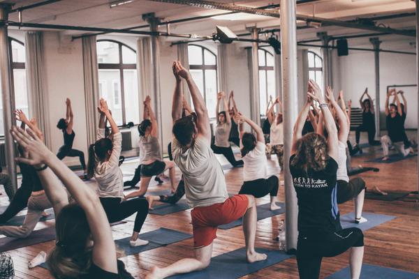 STUK start Yoga