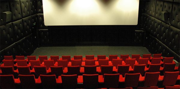 Cinema Zed Zaal in STUK